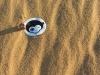 APE in Sand in Desert