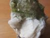 Smokey Quartz with Green Tourmaline